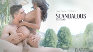 Babes Janice Griffith in Scandalous