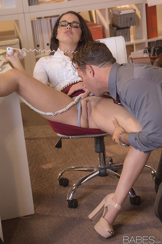 Babes office obsession the measure of a man starring k 10