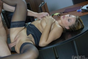 Babes Anna Polina in My Horrible Boss