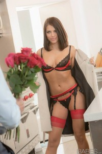Babes Adriana Chechik in F@#k Your Flowers! with Johnny Castle