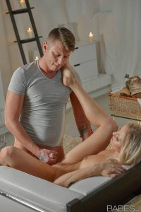 Babes Cayla Lyons in Soft Spot